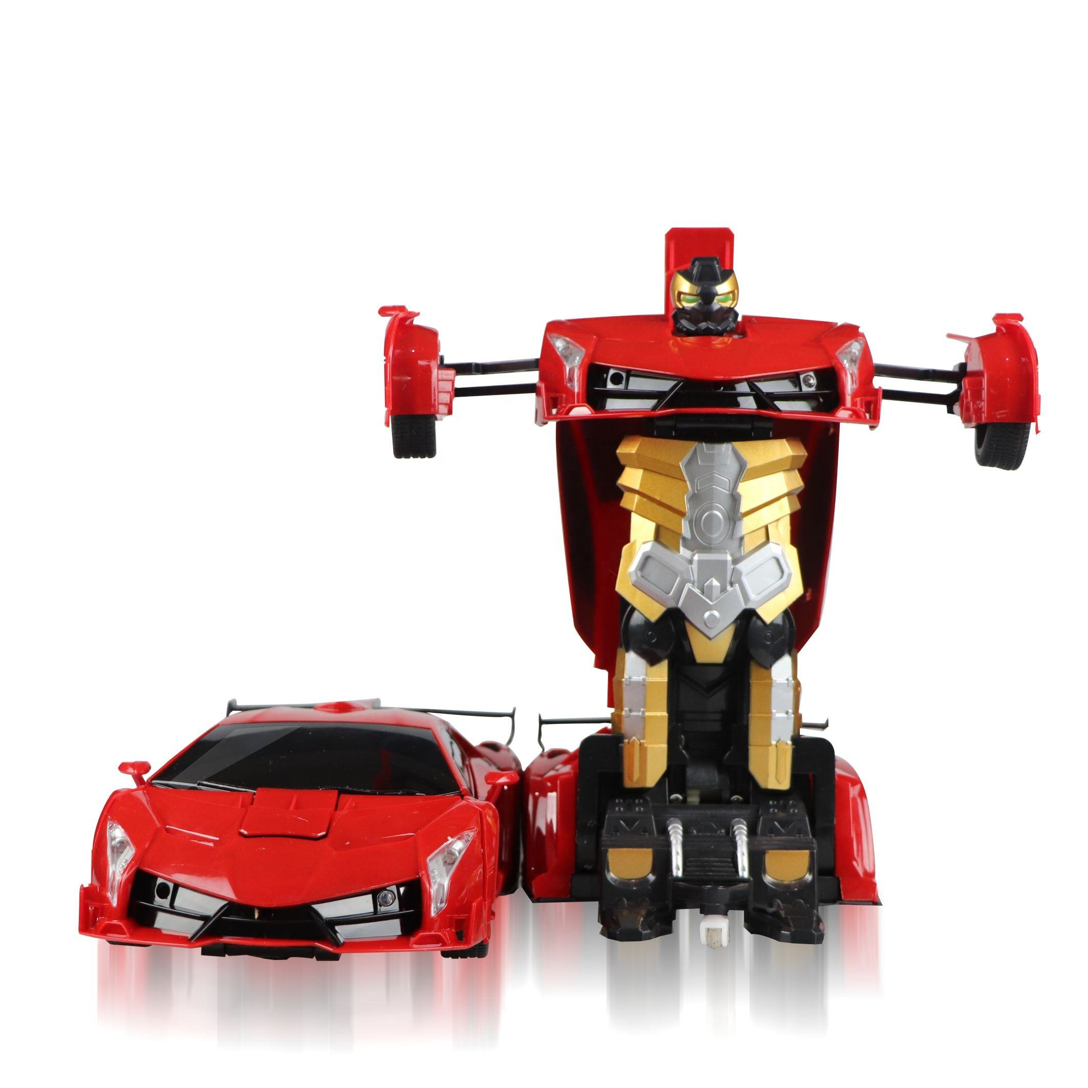 Wholesale rc transformation car toys for kids remote control robots,toy cars with remote control