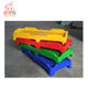 Guangzhou hot-selling kindergarten furniture kids plastic bed for School Kindergarten equipment