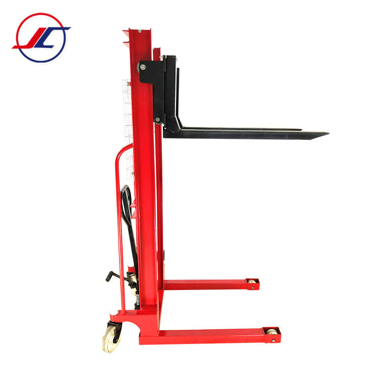 Manual Forklift Hydraulic 2 Ton Hydraulic Hand Operated Manual Lifter Forklift