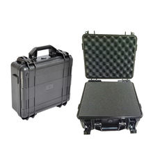 Sturdy Robust Durable Plastic Equipment Case Hard Abs Box Military Box Waterproof With Handle