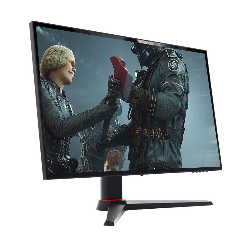 Best sell 24 inch FHD 144hz 1ms gaming monitor with Rotating stand