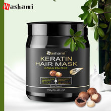 Best Selling Products Salon Use Formaldehyde 750g Professional Shea Butter keratin hair treatment