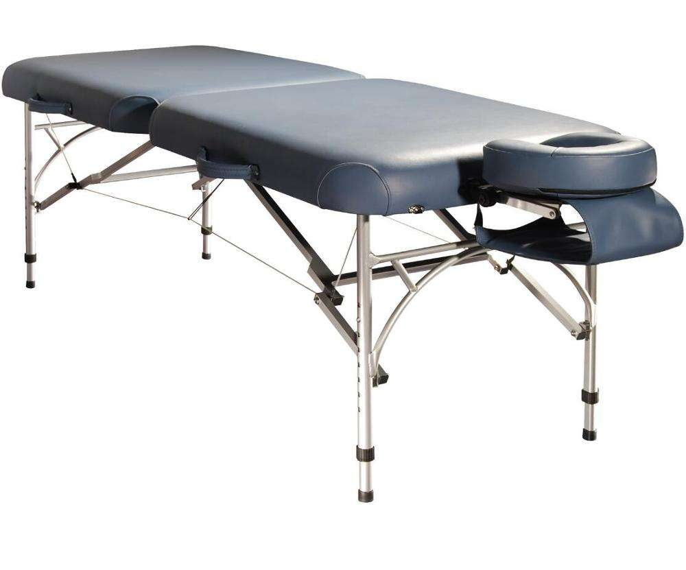 """Alula-Hedy"" aluminum massage table Lightweight massage table Portable Massage Table"