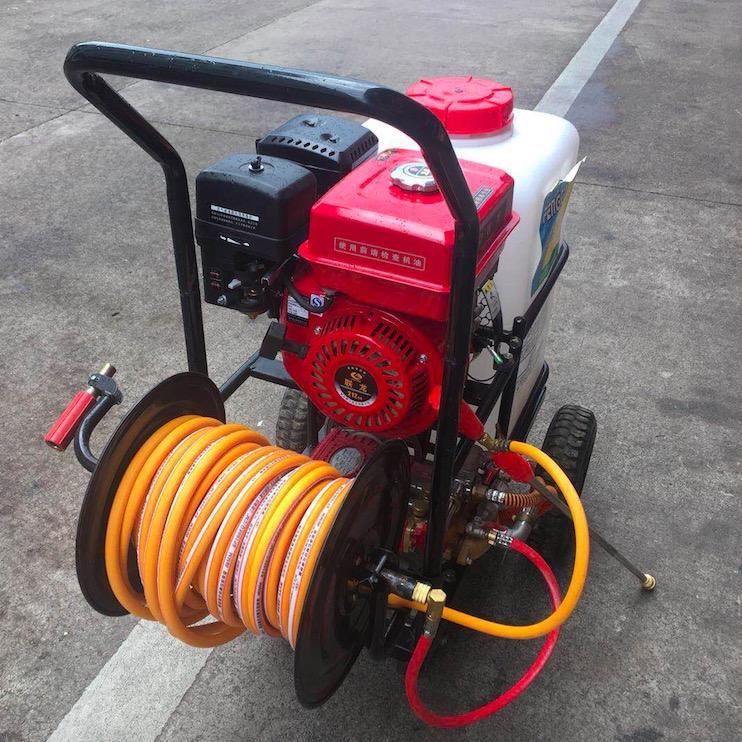 Garden agriculture power sprayer