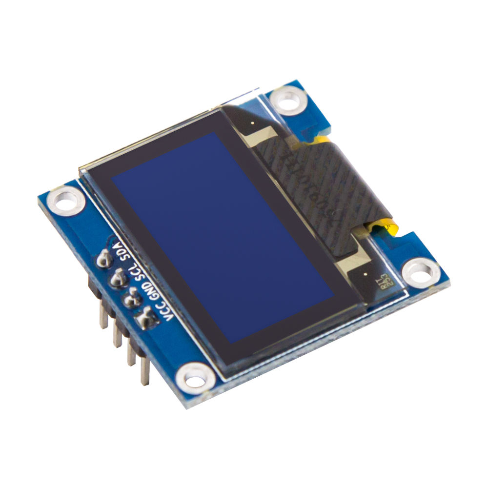 "Wholesale OLED LCD Display Module LED IIC i2c 0.96"" 128x64 4 Pin SSD1306 Chip for UNO"