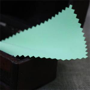Customized Logo Printing Microfiber Suede Jewelry Polishing Cleaning Cloth Anti-oxidation