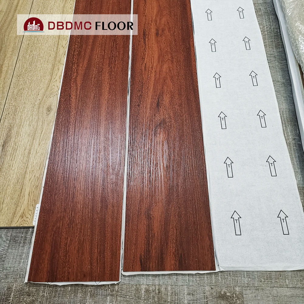 peel and stick Wood Looking PVC Plank Flooring Self Adhesive Vinyl Flooring