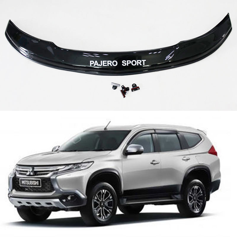 Carbon 4 Door Handle Bowl Insert Trim For Mitsubishi Montero// Pajero Sport V.3
