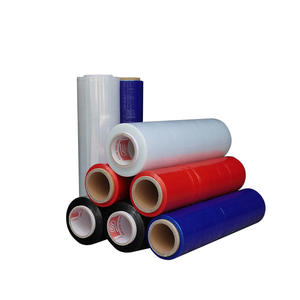 Design moderno recém design manual pallet shrink wrap filme stretch
