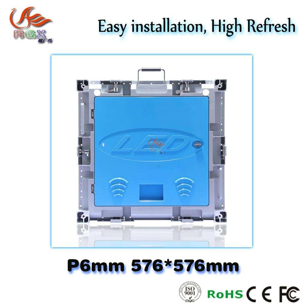 RgX p6mm nhà cho thuê cho thuê màn hình và màn hình LED, dẫn giải thích, có nghĩa là nhà dẫn đầu bảng