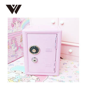 WELDON Popular New Design China Factory Safety Metal Money Cash Box