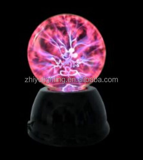Orb Lamp Lightning Globe Mini Plasma Bal