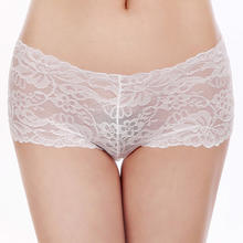 Sexy Transparent Lady Sexy Panty Women Lace Underwear Sexy Women Underwear