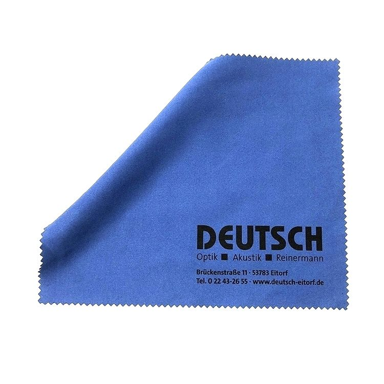 Premium Microfiber Cleaning Cloth For Glasses