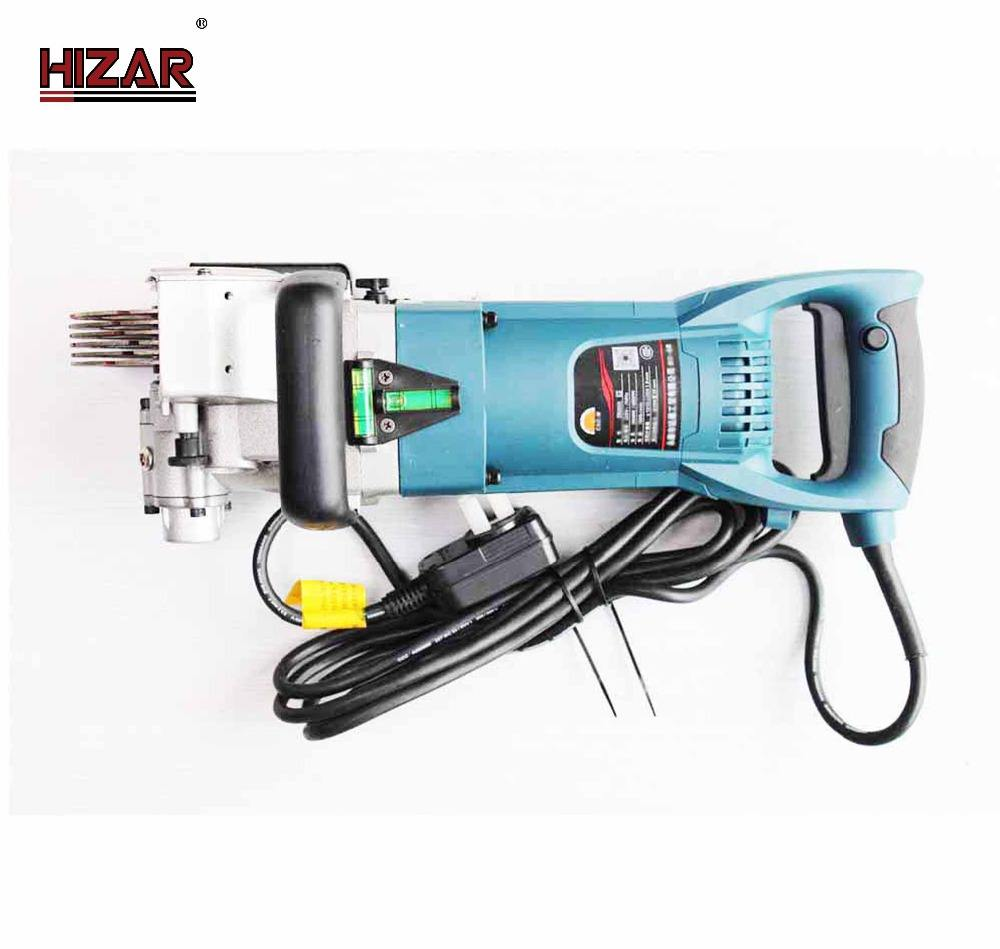 HIZAR HWG150 4800W Wand Nut Schneiden Maschine power tools