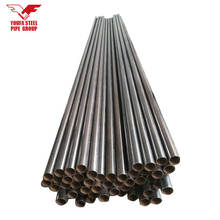 12 inch black carbon steel iron pipe