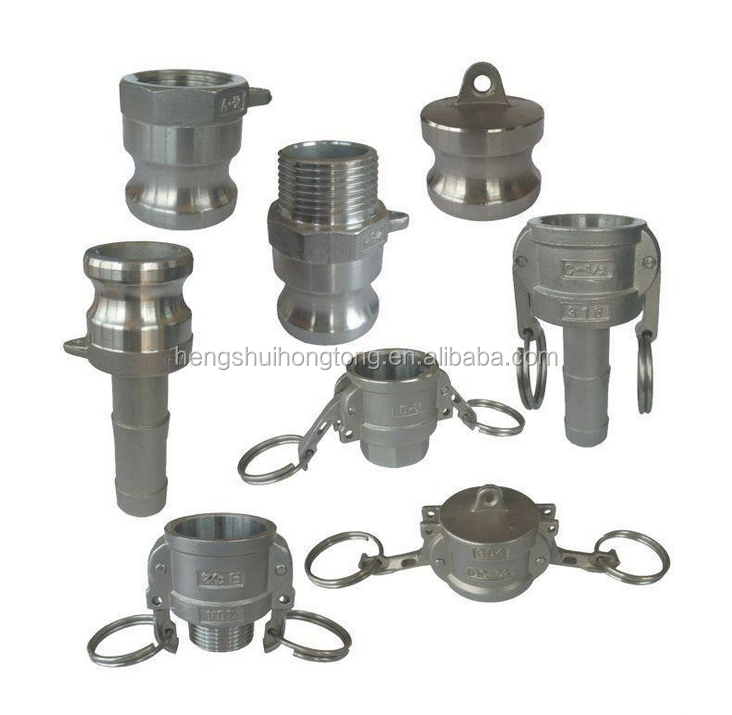 made in china camlock coupling flange type