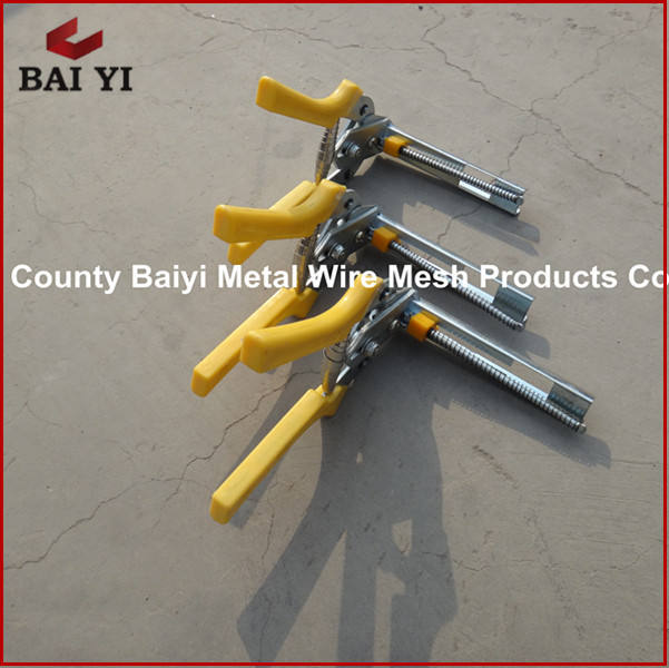 Cheap Poultry Farm Used M Ring Clamp Plier/Hog Ring Pliers/Cage install Tool