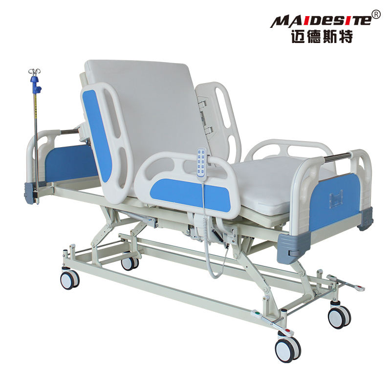 electric high low medical hospital bed company with low cost