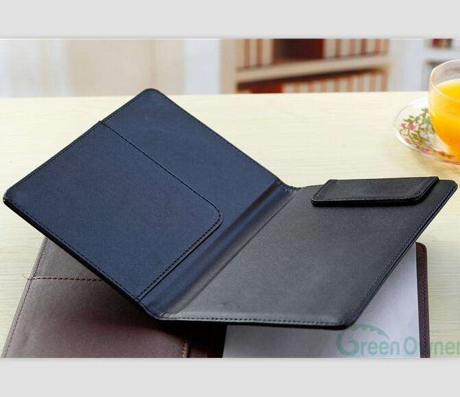 leather handmade custom size logo color restaurant menu, menu folder, leather menu cover
