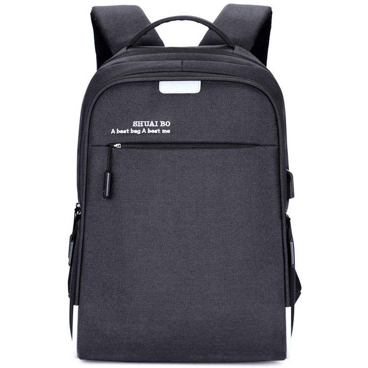 Venta Al Por Mayor Mochilas Nylon Laptop Travel Bag Large Capacity Backpack For Notebook