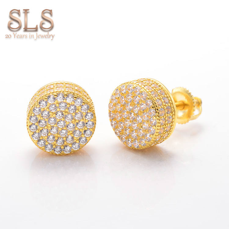 Mei Yun 6 Pair Hoop Earring Set Fashion Vintage Big Circle Earrings Jewelry for Women Girls