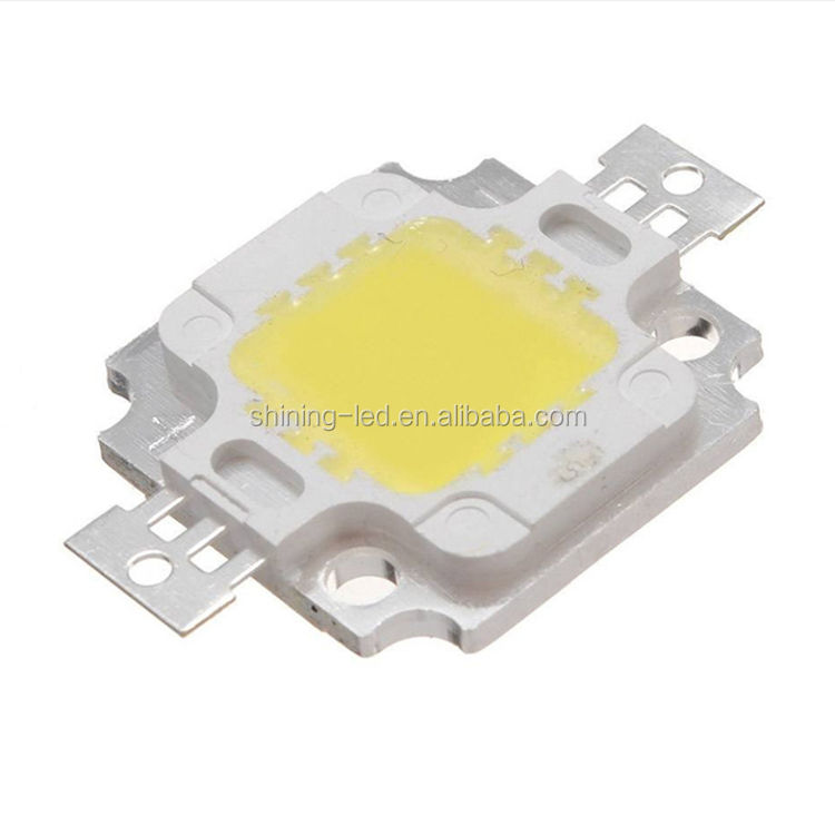 130lm/w Lamp Beads Epistar Chip Emitter High Power 10V 10W LED Diode
