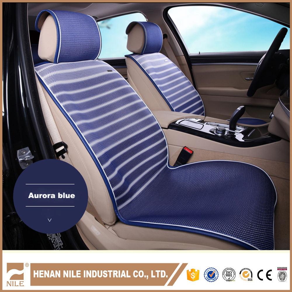 Tecido de poliéster tampa de assento do carro Universal para a maioria dos carros do nilo 4 estações