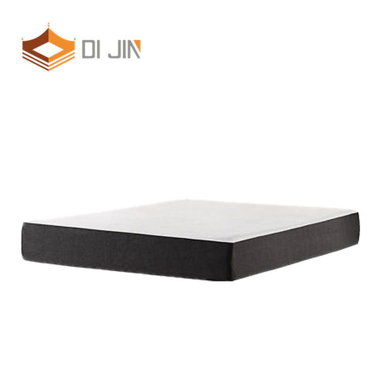 spring well latex full size mattress double bed size comfortable memory foam single bed mattress