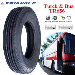 High Performance Triangle Brand Bus Tire TBR tire