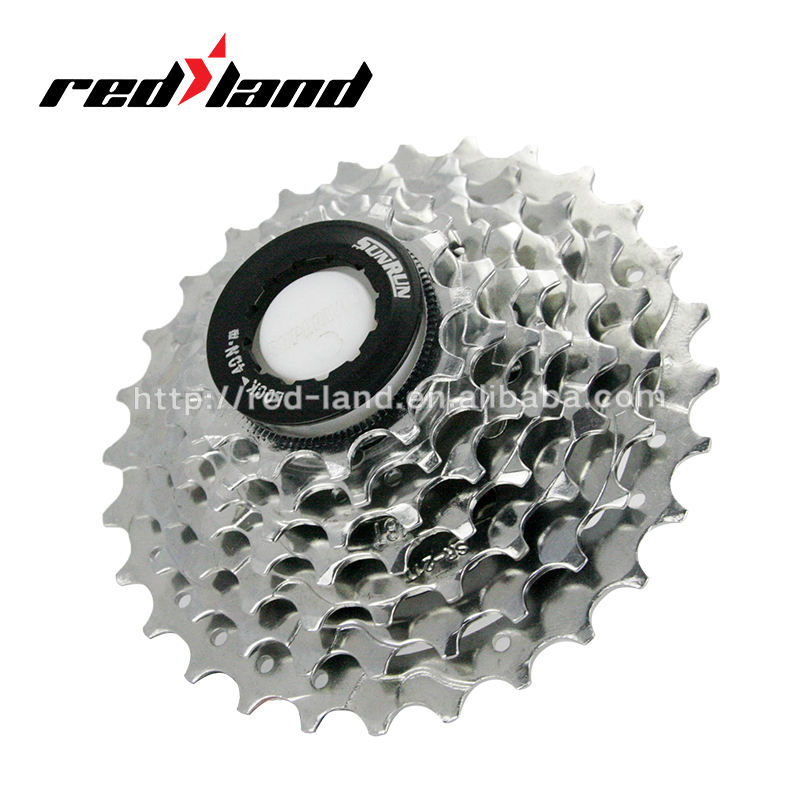Index 7 speed freewheel cassette moutain bicycle freewheel parts