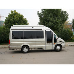 IVECO BaoDi 4-6 people traveling house for sale