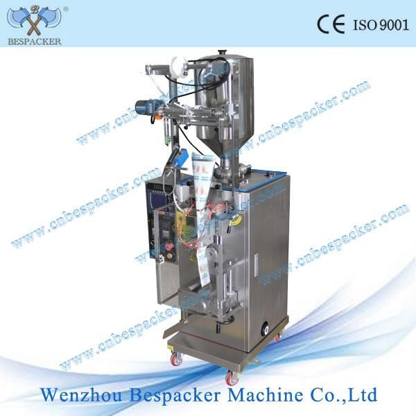 Bolsa de água líquida automática máquina de embalagem de enchimento de vedação para o saco triagle