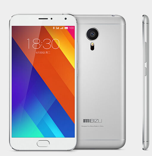 MX5 4G LTE Ponsel MEIZU MT6795 Helio Turbo 2.2 GHz Octa Core 20.7 MP Kamera X10