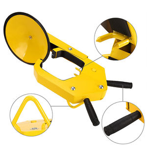 Heavy duty security portable small middle big car wheel clamps/ tyre clamp / car wheel lock