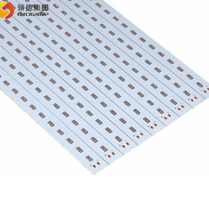 LED Tube Lighting Metal core PCB manufacturer/ led linear tube pcba/ led strip pcb light