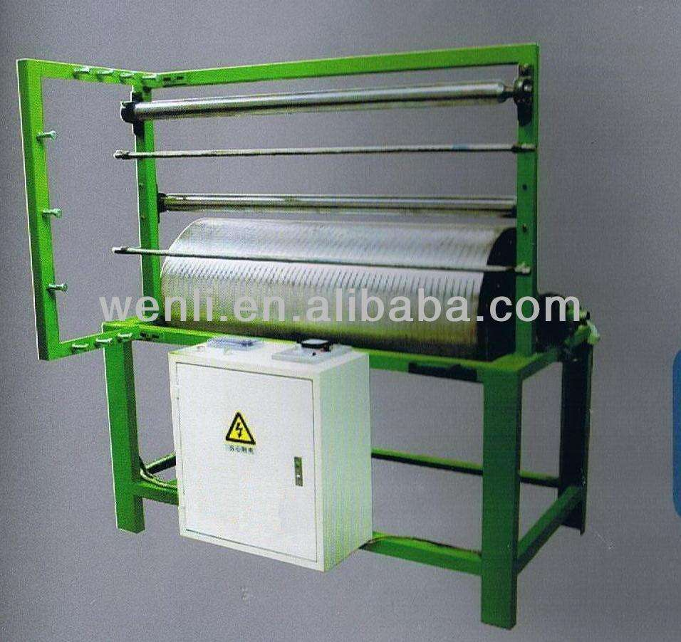 zipper ironing machine