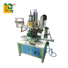 High quality competitive price Plane/Cylindrical foam pen cup foil printing machine