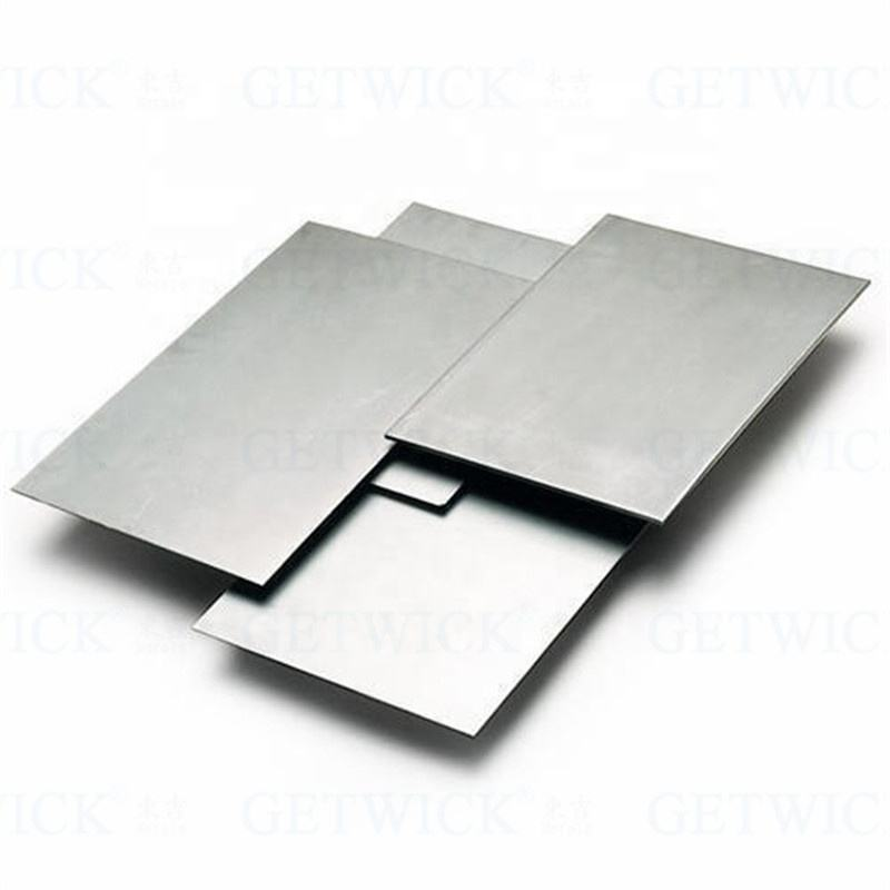 Wolfram Tungsten sheet metal Price for heat shield
