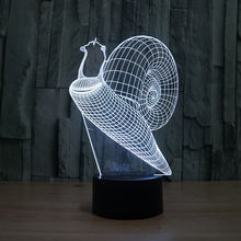 Table Manufacturers Night Light Small Decorative 3d Led Lamps