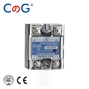 CG Merk SSR-60DA DC-AC Solid State Serie High Power Relais