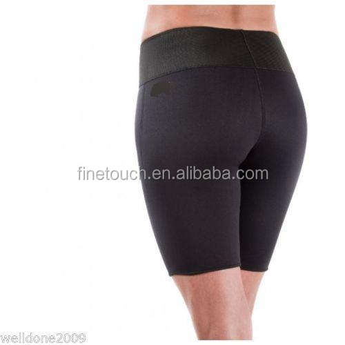 dames neopreen afslanken gewichtsverlies anti cellulite compressie shorts