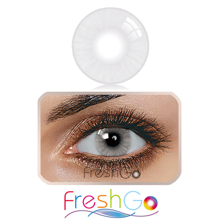 High Quality Freshgo Cosplay 3-tone Contact Lenses Party Color Eye Contact Lenses Super Nature Hid Contact Lenses