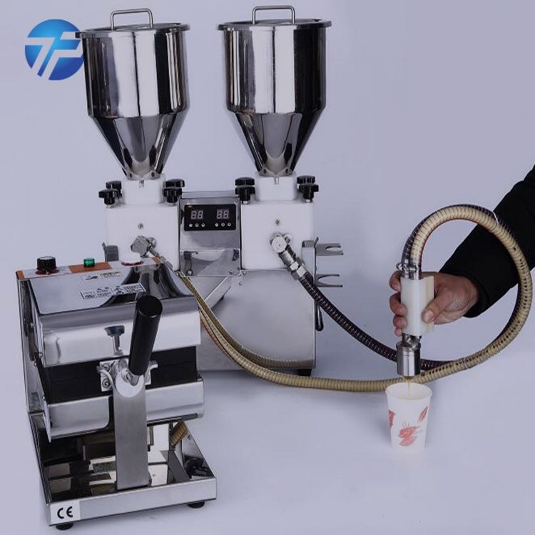 Commercial Half-automatic mini korea delimanjoo cake machine