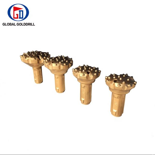 Forging Processing Type and Well Drilling Use DTH hammers and Rock Drill Bits
