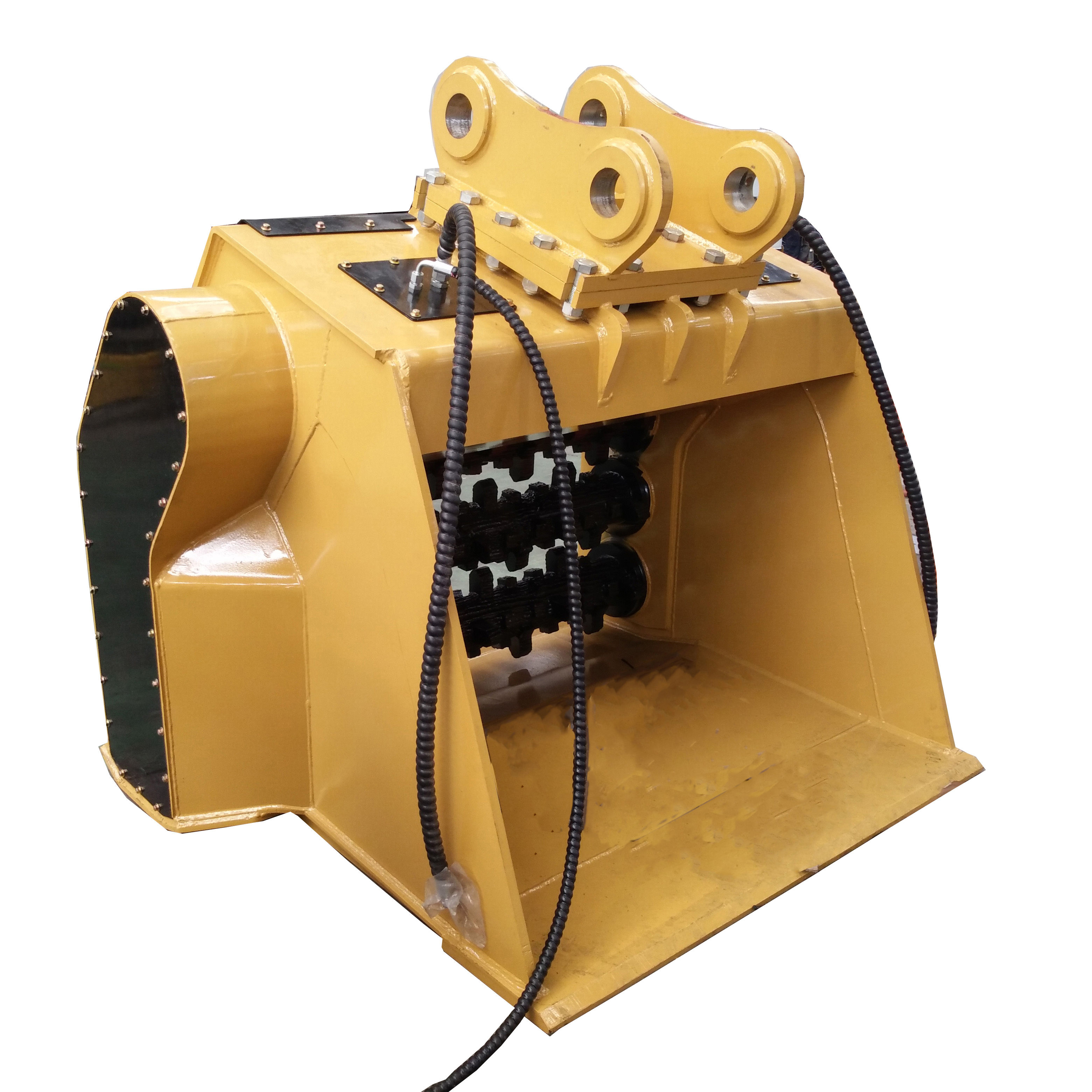 SF 20Ton excavator attachments crusher bucket