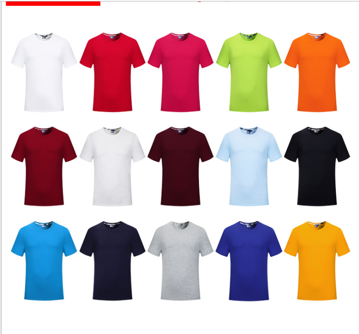 China wholesale 95% Organza cotton 5% spandex basic mens gym high grade plain white t shirts advertising adult polo t shirt