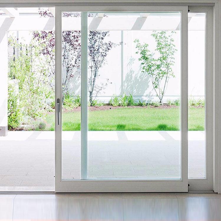 Fabricación buena calidad correderas puertas y ventanas de pvc