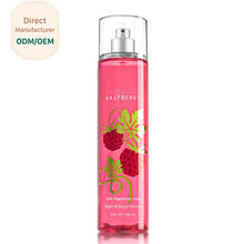Long Lasting Deodorant And Mosturing Fine Fragrance Mist For Women Body Care Splash