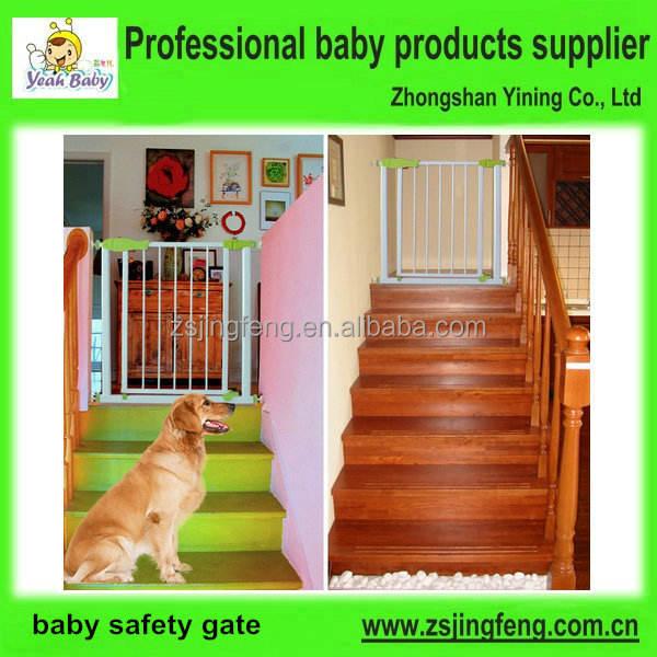 rifornimento della fabbrica facile da aprire 72cm bambino cane di sicurezza del <span class=keywords><strong>cancello</strong></span>